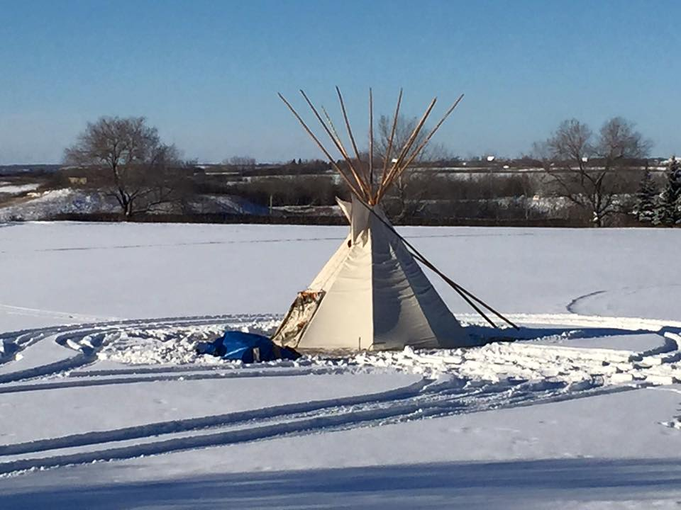 160116_north-battleford_fire-keeper-tipi