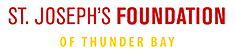 Logo that says St. Joseph's Foundation of Thunderbay